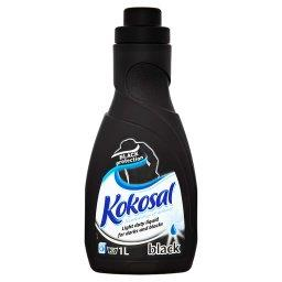 Kokosal Black Płyn do prania czarnych i ciemnych tkanin 1 l