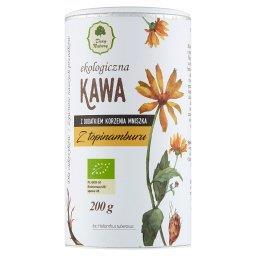 Ekologiczna kawa z topinamburu z dodatkiem korzenia mniszka
