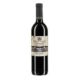 Wino Pirosmani czerwone półwytrawne 0,75 l
