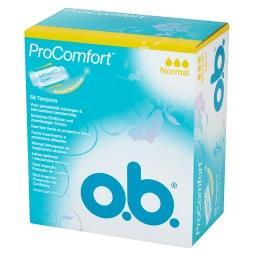 ProComfort Normal Tampony 56 sztuk