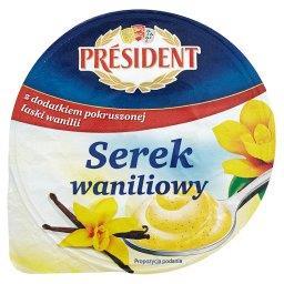 Serek waniliowy