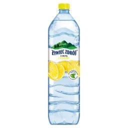 Ze smakiem cytryny Napój niegazowany 1,5 l