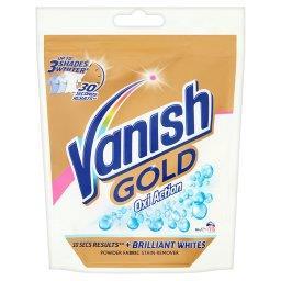 Gold Oxi Action Odplamiacz do białych tkanin w proszku  (10 prań)