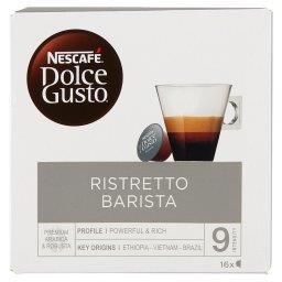 Dolce Gusto Ristretto Barista Kawa w kapsułkach 112 g (16 x )
