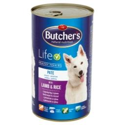 Life Karma dla dorosłych psów pasztet z jagnięciną i ryżem