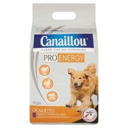 Pro Energy Pełnoporcjowa karma dla dorosłych psów z wołowiną jagnięciną i drobiem