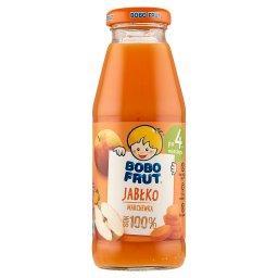 100% sok jabłko i marchewka po 4 miesiącu