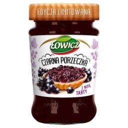 Produkt owocowy z czarnych porzeczek z nutą tarty