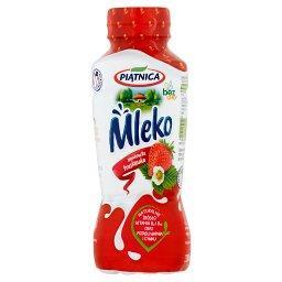 Mleko smakowita truskawka