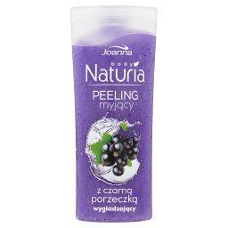 Naturia body Peeling myjący z czarną porzeczką