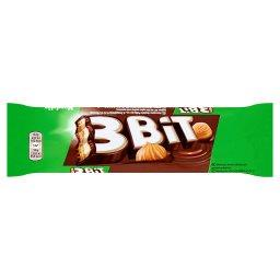 Baton w czekoladzie mlecznej z nadzieniem o smaku or...