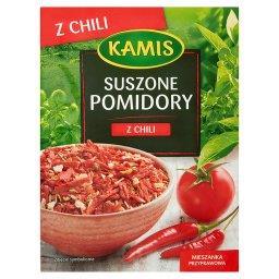 Suszone pomidory z chili Mieszanka przyprawowa