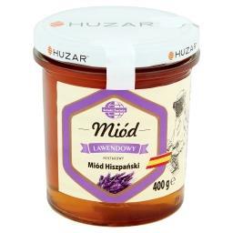 Smaki Świata Miód nektarowy lawendowy