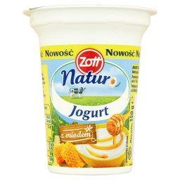 Natur Jogurt z miodem