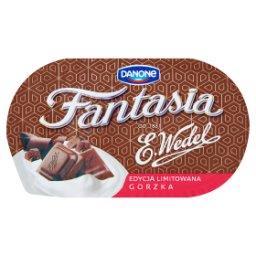 Fantasia Gorzka Jogurt kremowy z kawałkami czekolady