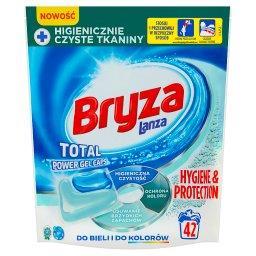 Lanza Hygiene & Protection Kapsułki do prania do bieli i kolorów 911,4 g