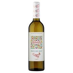 Wino białe półsłodkie ukraińskie
