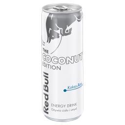 Napój energetyczny kokos-acai