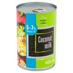 Produkt roślinny z kokosa o obniżonej zawartości tłuszczu