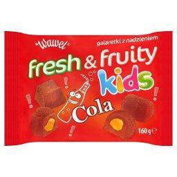 Fresh & Fruity Kids Cola Galaretki z nadzieniem