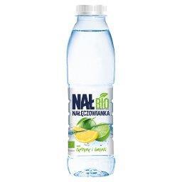 Bio Napój niegazowany smak cytryny i limonki
