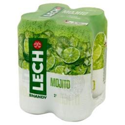 Shandy Mojito Piwo z lemoniadą