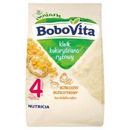 Kleik kukurydziano-ryżowy po 4 miesiącu