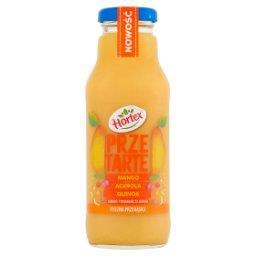Przetarte Premium smoothie jabłko pomarańcza banan mango acerola z dodatkiem quinoa