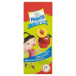 Junior Napój jabłkowo-brzoskwiniowy