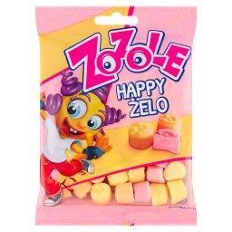 Happy Żelo Żelki o smakach owocowych