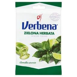 Zielona herbata Ziołowe cukierki