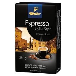Espresso Sicilia Style Intense Roast Kawa palona mielona