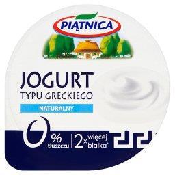 Jogurt typu greckiego naturalny