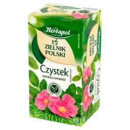 Zielnik Polski Suplement diety herbatka ziołowa czys...