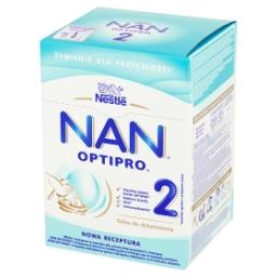2 Mleko modyfikowane w proszku dla niemowląt powyżej...