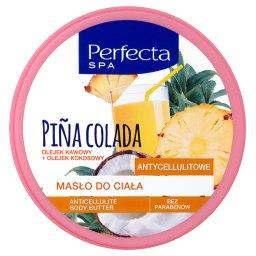SPA Piña Colada Masło do ciała antycellulitowe