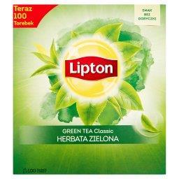 Classic Herbata zielona  (100 torebek)