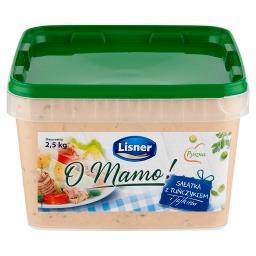 O Mamo! Sałatka z tuńczykiem i jajkiem
