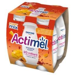 Actimel Mleko fermentowane o smaku mango-kurkuma-goj...