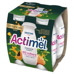 Actimel Mleko fermentowane o smaku papaja-miód-mięta 400 g