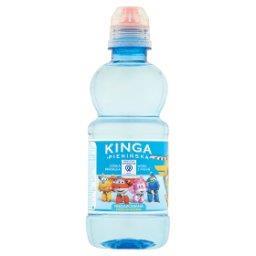 Naturalna woda mineralna niegazowana niskosodowa