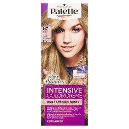 Intensive Color Creme Farba do włosów Jasny blond N7