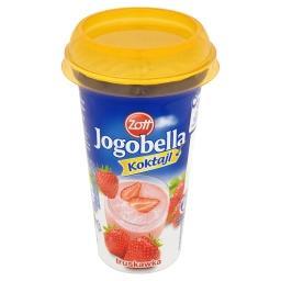 Jogobella Koktajl truskawka Mleko fermentowane