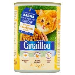 Pełnoporcjowa karma dla dorosłych kotów kawałki z dr...