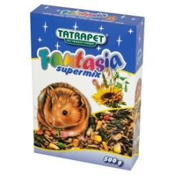 Fantasia Supermix Mieszanka paszowa pełnoporcjowa dla chomika