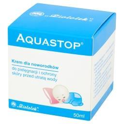 Krem dla noworodków do pielęgnacji i ochrony skóry przed utratą wody