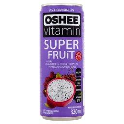 Vitamin Super Fruit Napój niegazowany o smaku wieloowocowym wzbogacony witaminami
