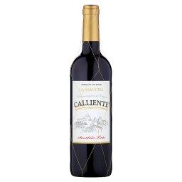 La Mancha Wino czerwone półsłodkie hiszpańskie