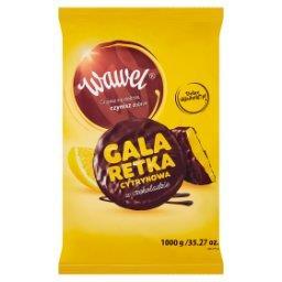 Galaretka cytrynowa w czekoladzie