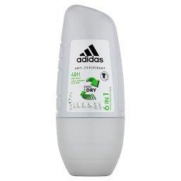 6 in 1 Dezodorant antyperspiracyjny w kulce dla mężczyzn